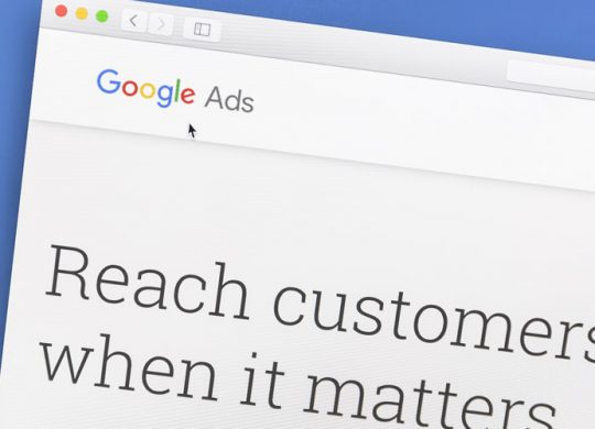 Anúncios Google Ads: erros mais comuns