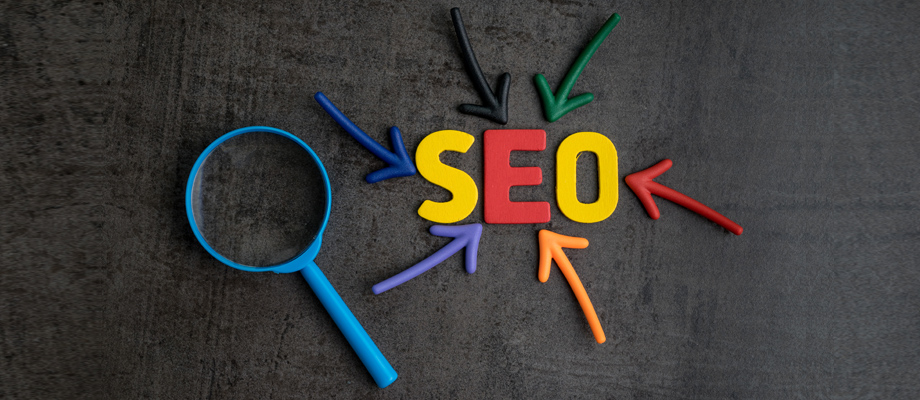 Entra o SEO (Search Engine Optimization)
