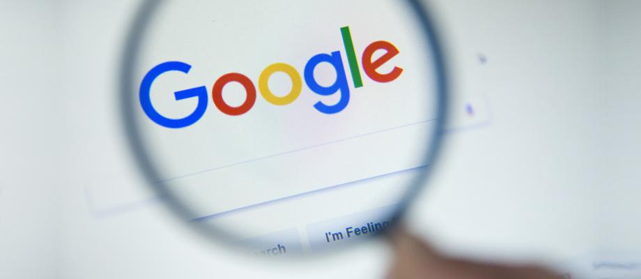 Como o Google enxerga as empresas?
