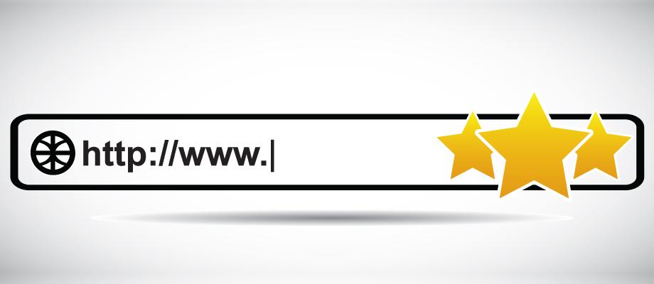 O seu site precisa ser visível
