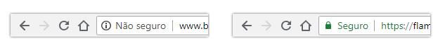 Site com HTTPS