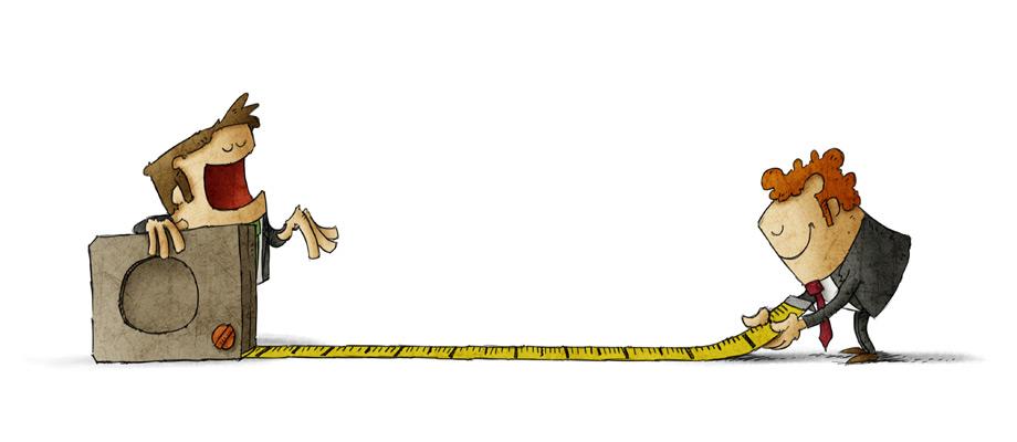 O que você precisa medir