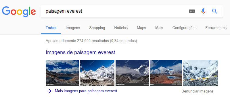 Intenção de busca - exemplo 03