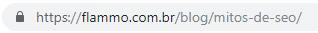 Conteúdo otimizado - simplificação de URL