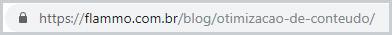 Código - URL