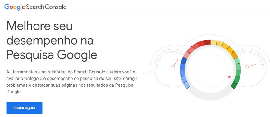 Site Google Search Console