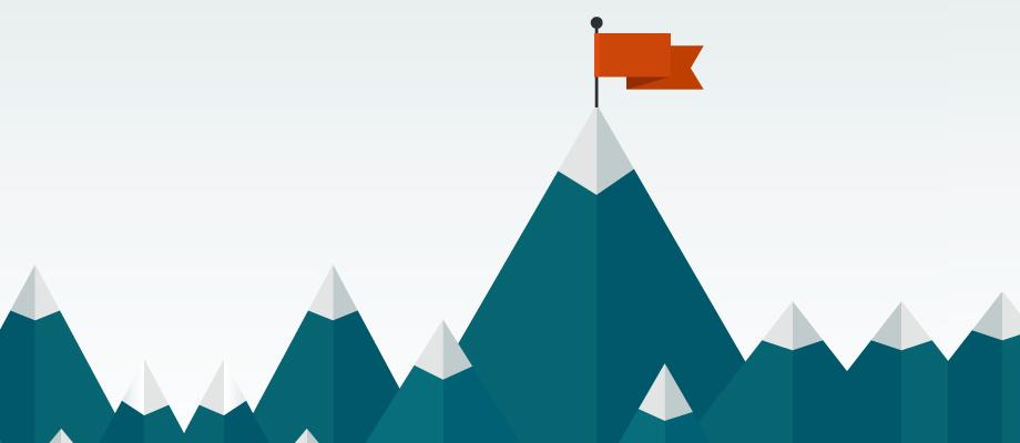 Escalando a nossa montanha